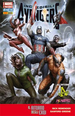Incredibili Avengers #22