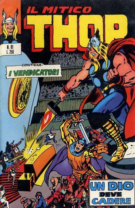 Il Mitico Thor n. 81