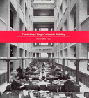 Frank Lloyd Wright's...