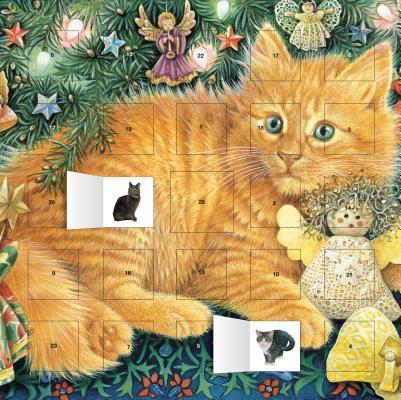 Hark the Herald Angels Sing Advent Calendar (Art Calendars)
