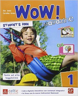 Wow magazine. Per la...