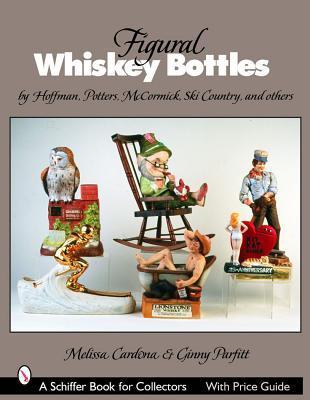 Figural Whiskey Bottles