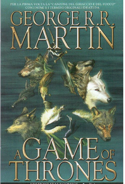 A Game of Thrones n.1