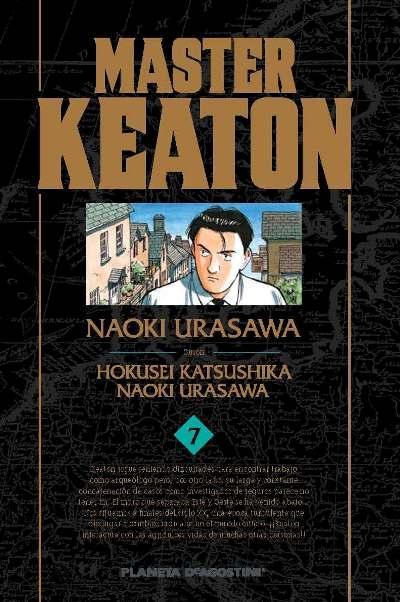 Master Keaton #7 (de 12)
