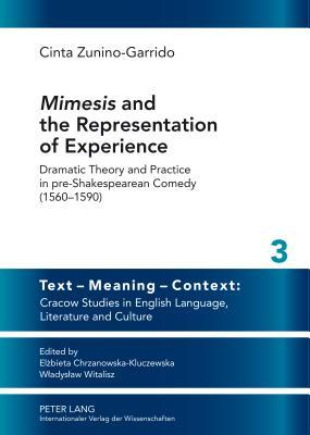 Mimesis and the Representation of Experience