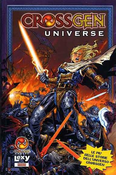 Crossgen Universe