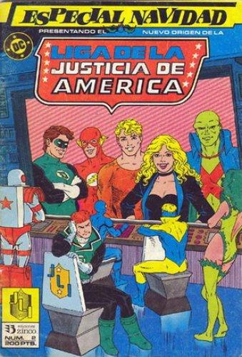 Liga de la Justicia ...