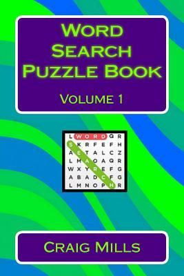 Word Search Puzzle Book