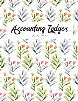 Accounting Ledger 2 Column