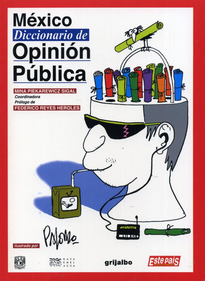 México Diccionario de opinión pública