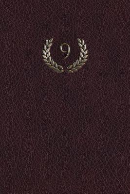 Monogram 9 Meeting Notebook