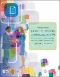 Basic Business Communication: WITH Student CD and PowerWeb