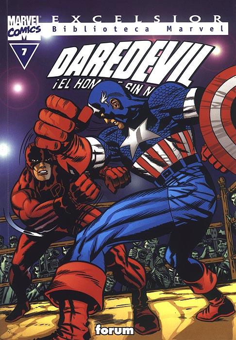 Biblioteca Marvel: Daredevil #7 (de 22)