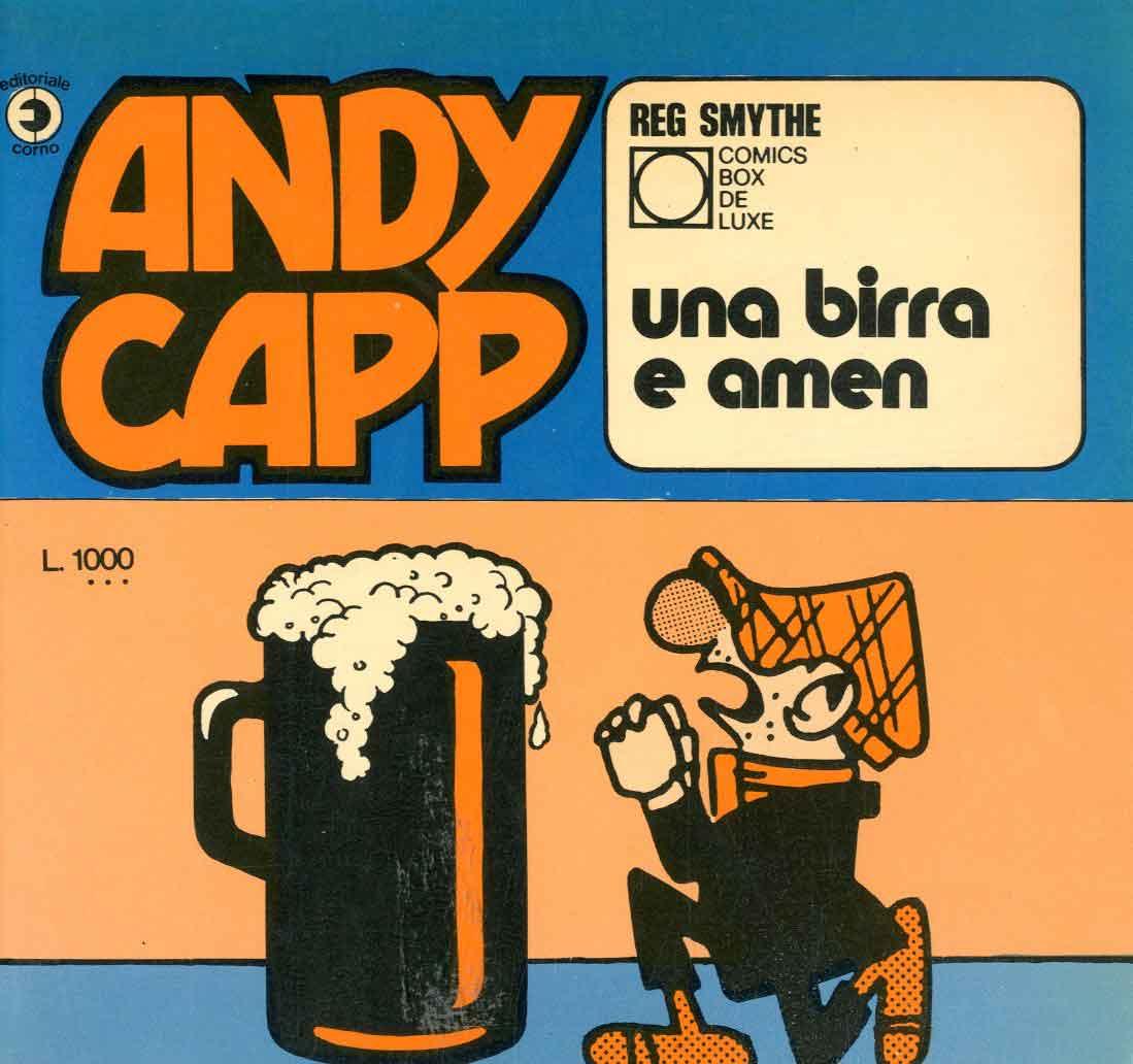 Andy Capp: una birra...