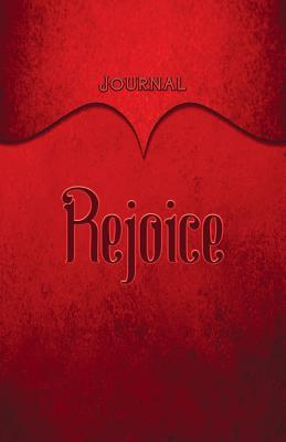 Rejoice Journal Red