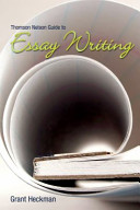 Thomson Nelson Guide to Essay Writing
