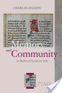 Memory and Community in Medieval Southern Italy