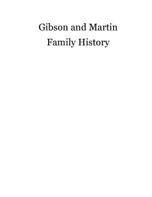 Gibson Family History