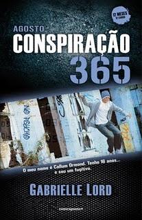 Conspiração 365 - Agosto