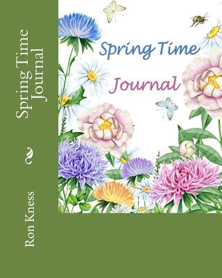 My Spring Time Journal