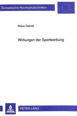 Wirkungen der Sportwerbung