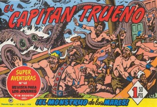 El Capitán Trueno #82