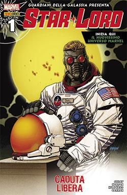 Guardiani della Galassia presenta: Star Lord #1