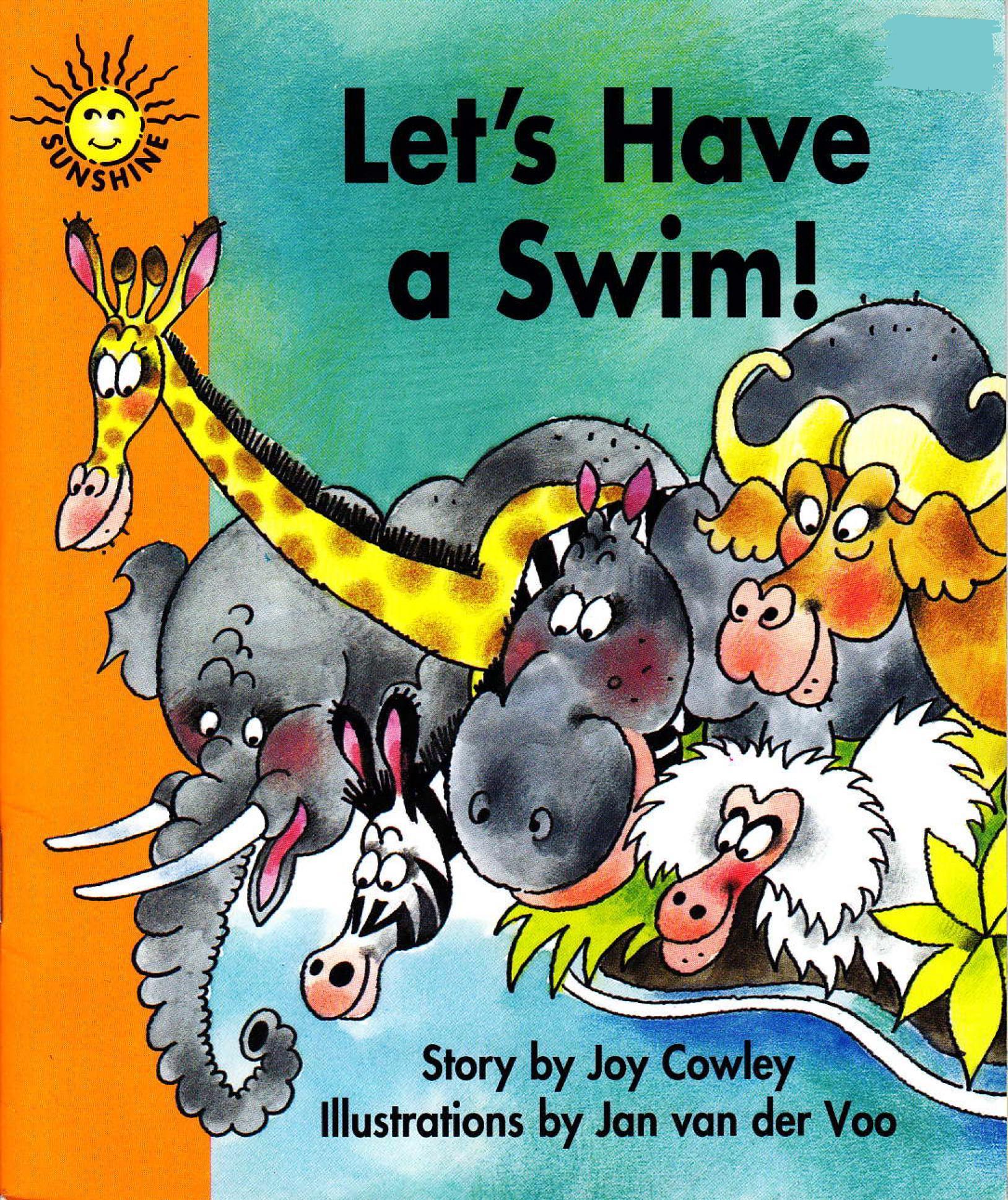 Let's have a swim