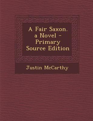 Fair Saxon. a Novel
