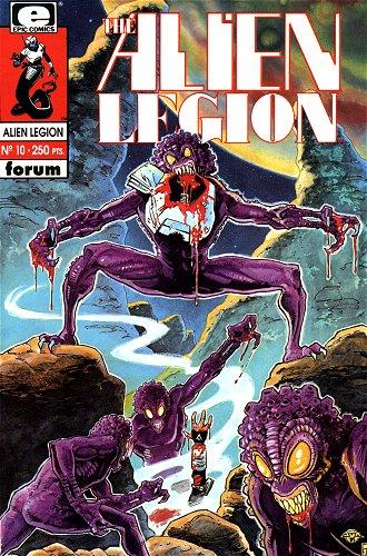 ALIEN LEGION vol.1 n...