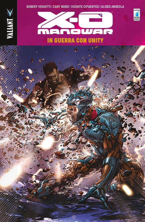 X-O Manowar vol. 5