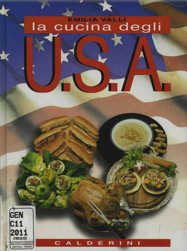 La cucina degli Usa