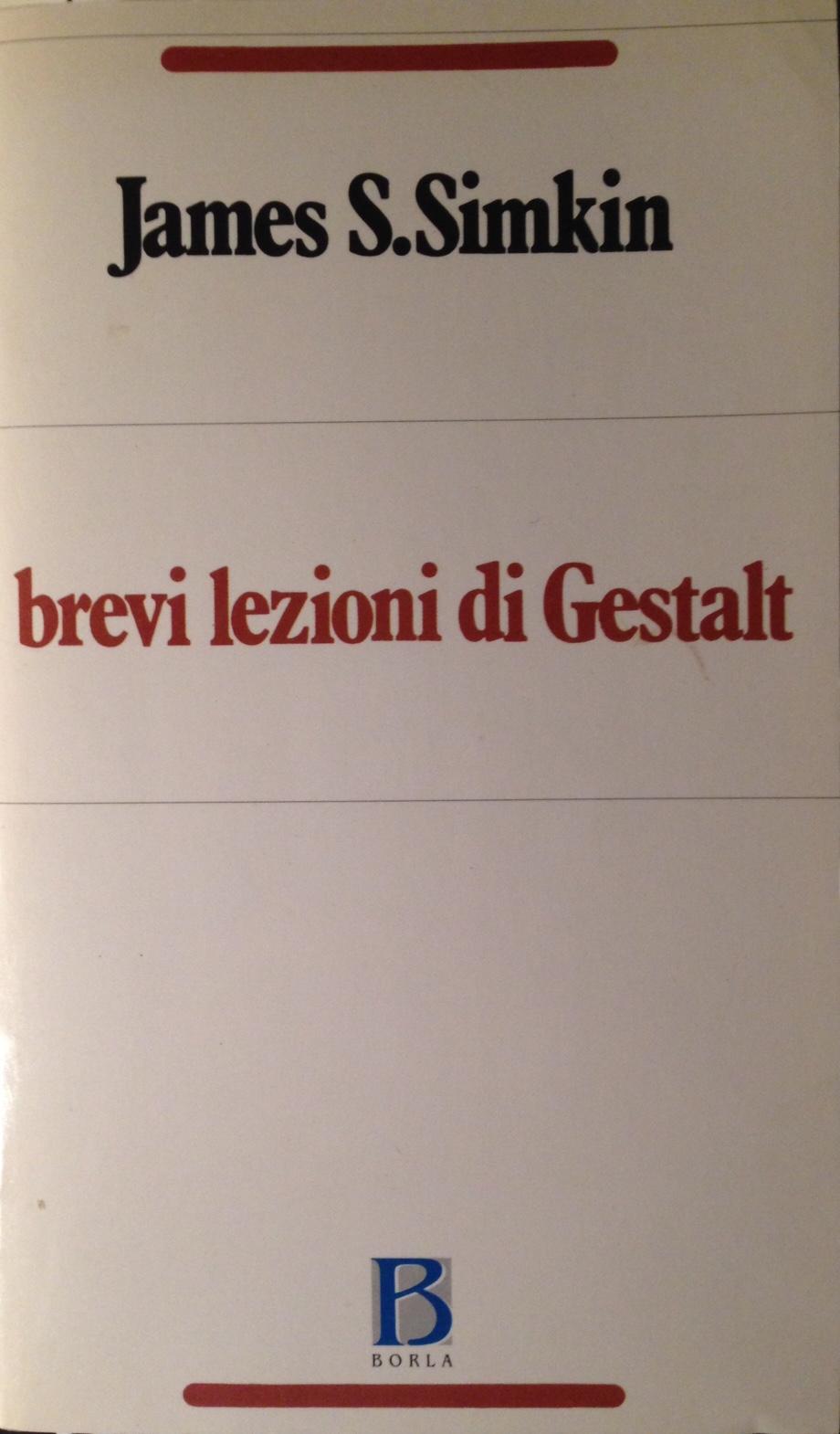Brevi lezioni di Gestalt