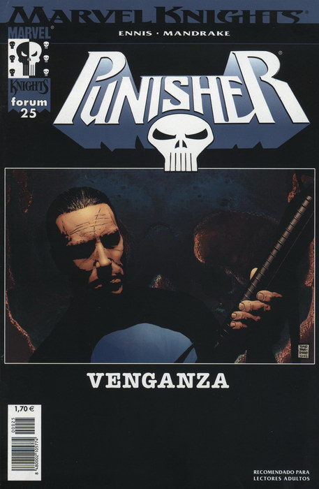 Marvel Knights: Punisher Vol.2 #25