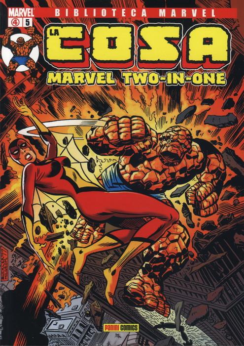 Biblioteca Marvel: La Cosa #5 (de 16)