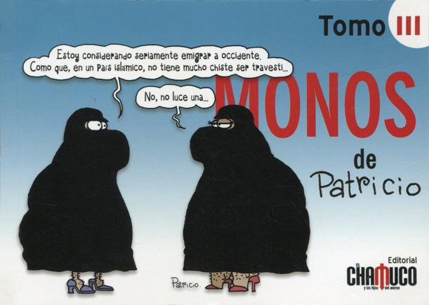 Monos de Patricio. Tomo III