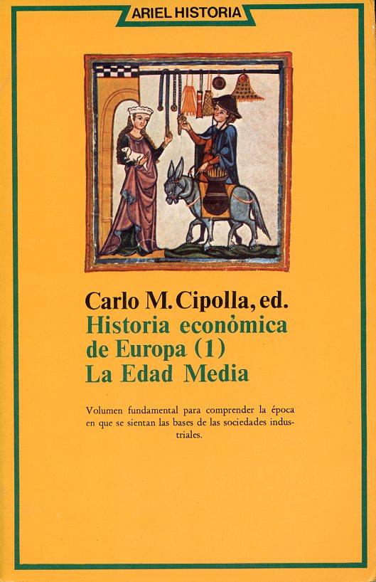 Historia económica de Europa (1)