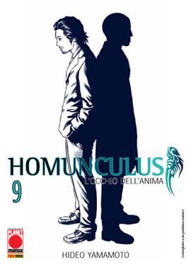 Homunculus vol. 9