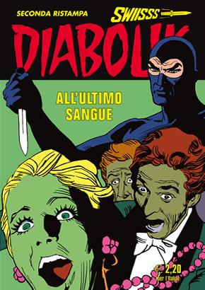 Diabolik Swiisss n. 243
