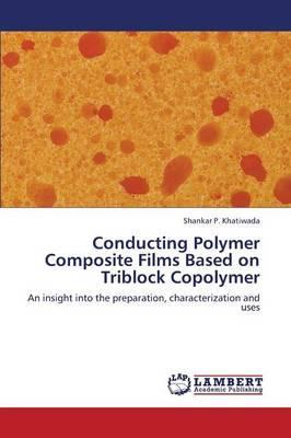 Conducting Polymer Composite Films Based on Triblock Copolymer
