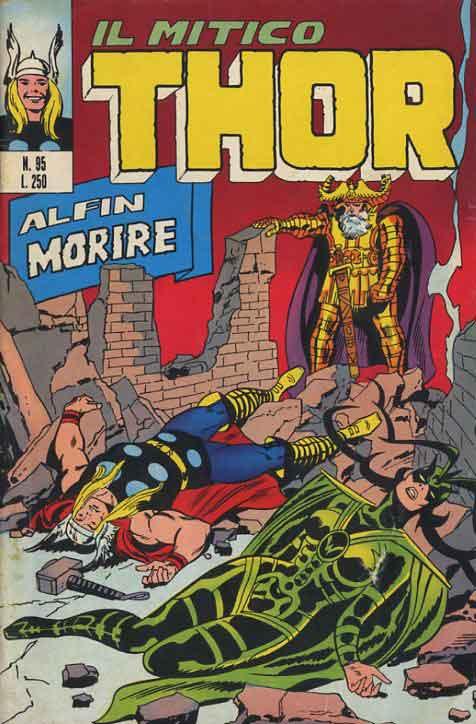 Il Mitico Thor n. 95