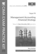 CIMA Exam Practice Kit: Financial Strategy