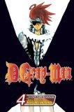 D.Gray-man, Volume 4