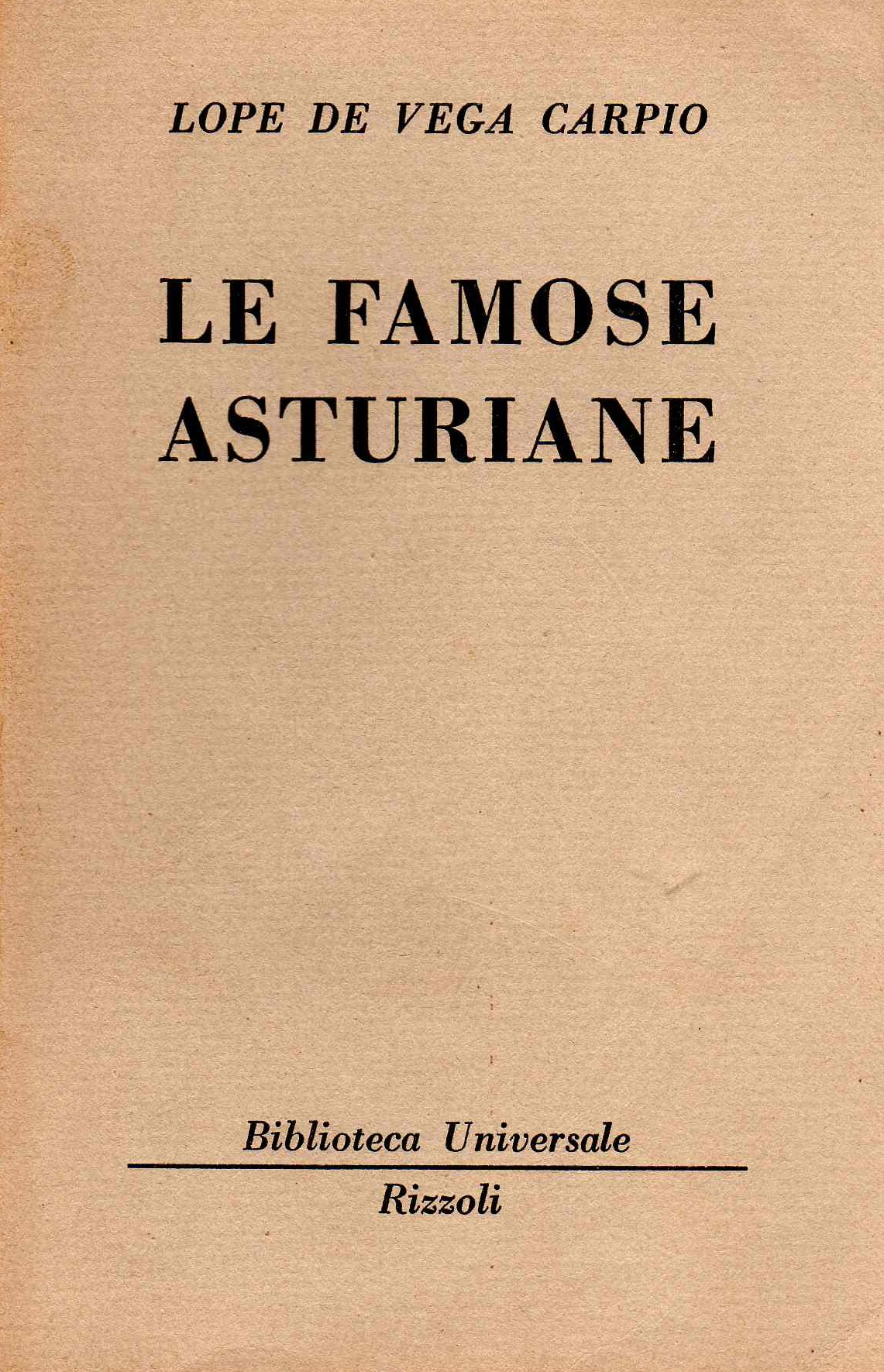 Le famose asturiane
