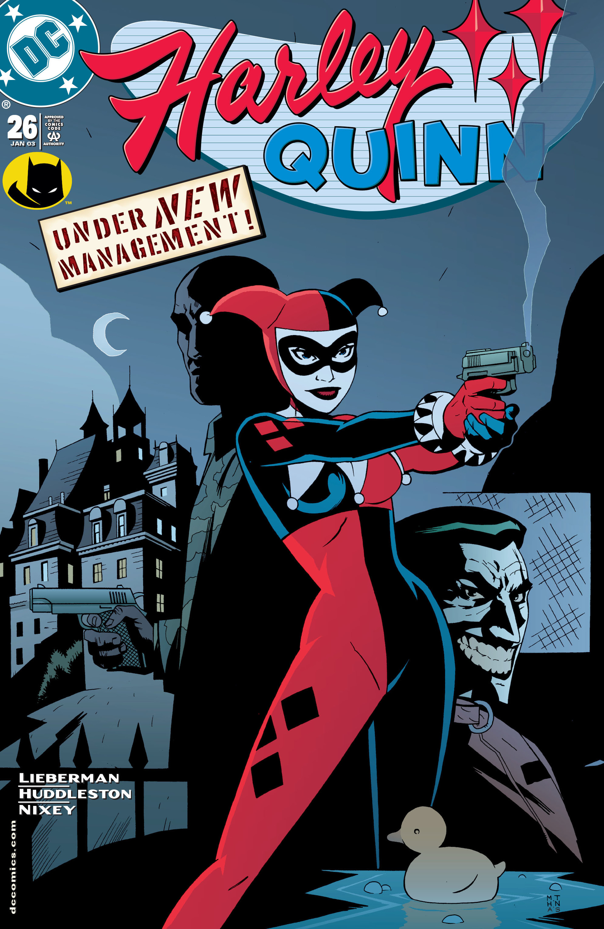 Harley Quinn Vol.1 #26