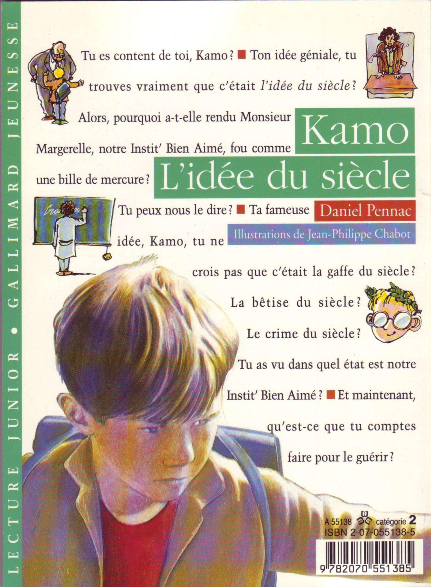 Kamo - L'idée du siècle