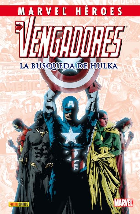 Los Vengadores: La b...