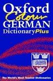 Oxford Colour German Dictionary Plus