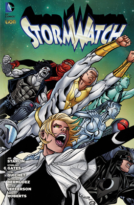 Stormwatch Vol. 6