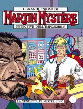 Martin Mystère n. 108